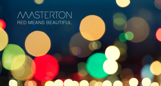 "Masterton ""Red Means Beautiful"" Mixtape"